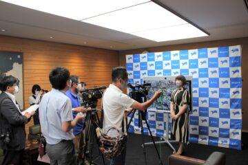 「明るいほうへ」長門市バージョン動画 多くのメディアに!