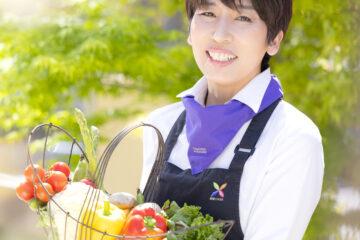 西川満希子さん「野菜ソムリエアワード2021」最終選考スタート!